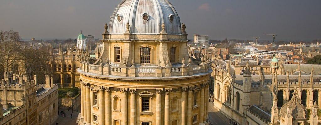 Оксфорд и Кембридж тур