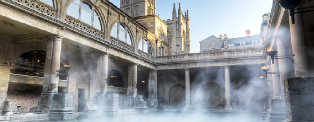 Tour of Stonehenge, Bath and Windsor Castle with transport included