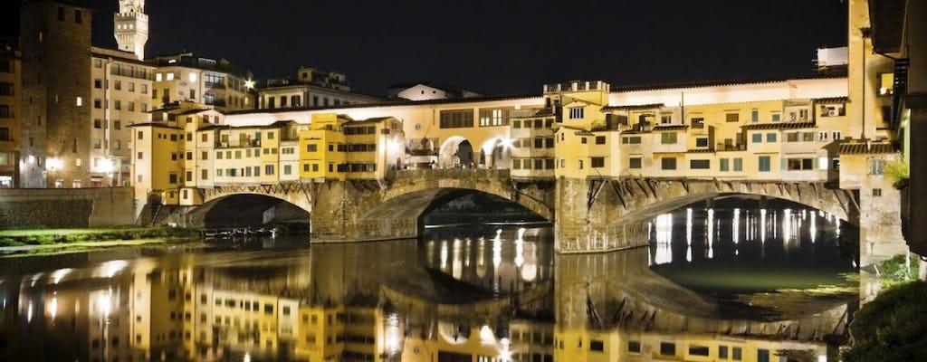 Recorrido a pie nocturno por la Florencia más oscura