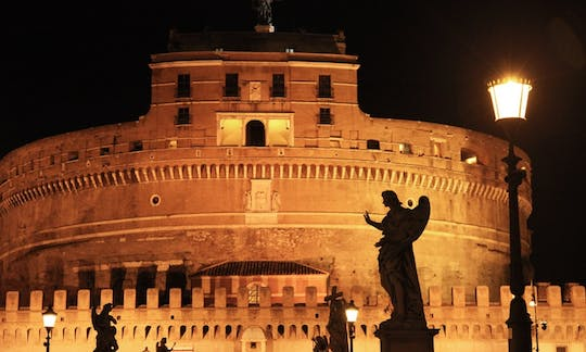 Rome Ghost and Mystery Guided Walking Tour