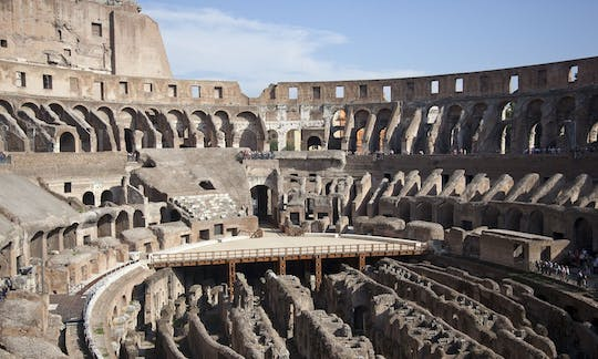 Private Colosseum tour, Roman Forum and Palatine Hill
