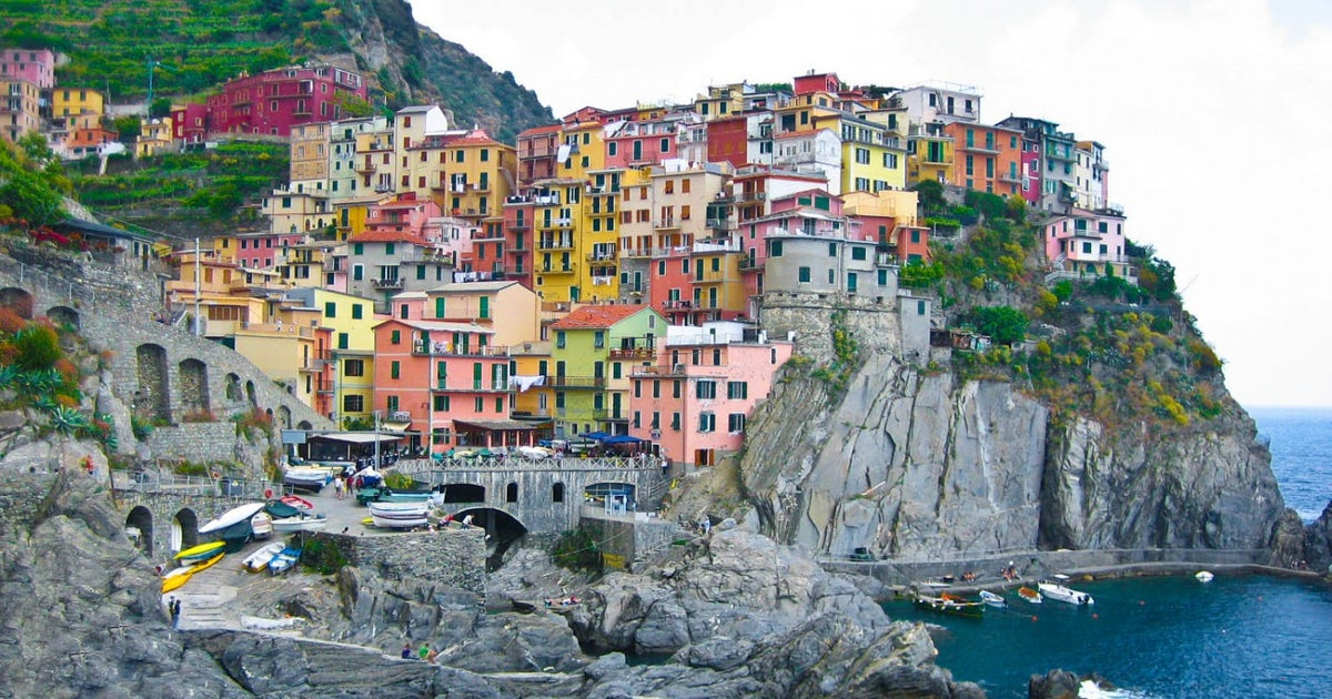 best of cinque terre tour with typical lunch musement