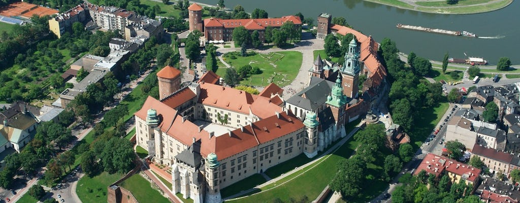 Krakow private tour by car with local guide