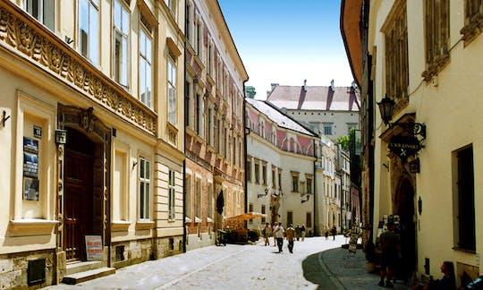 Visita privada de medio día por Cracovia con un guía local