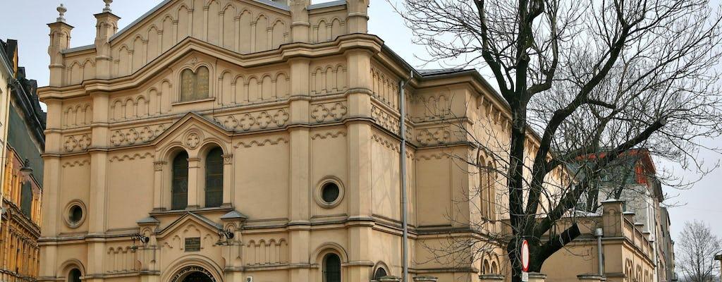 Wandeltocht door Krakau door de Joodse wijk