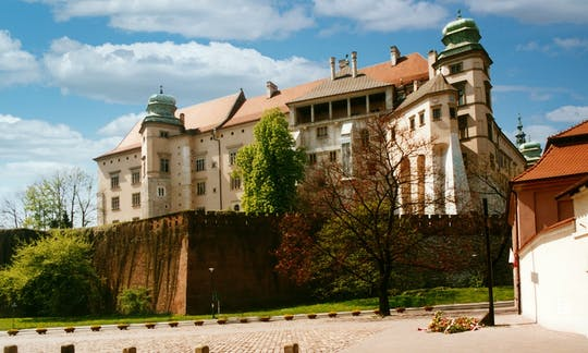 Visita guiada a pie por el centro histórico de Cracovia