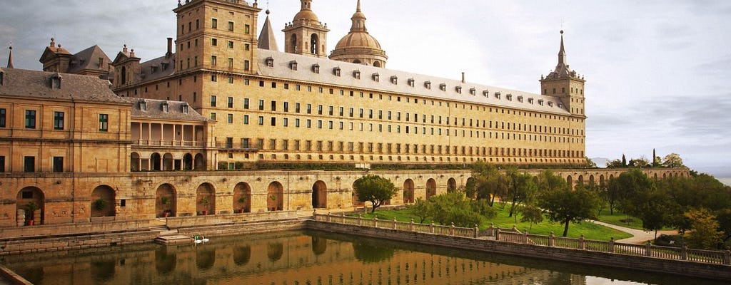 Toledo and the Royal Monastery of El Escorial and the Valley of the Fallen tour from Madrid