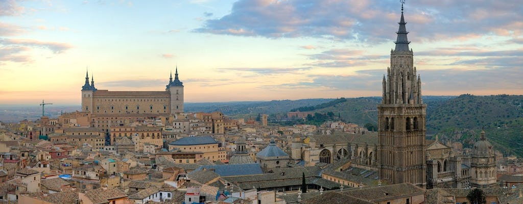 Tour di Toledo in giornata da Madrid