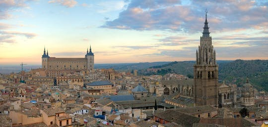 Toledo full-day tour from Madrid