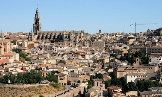 Toledo half-day tour with guided tour in the cathedral