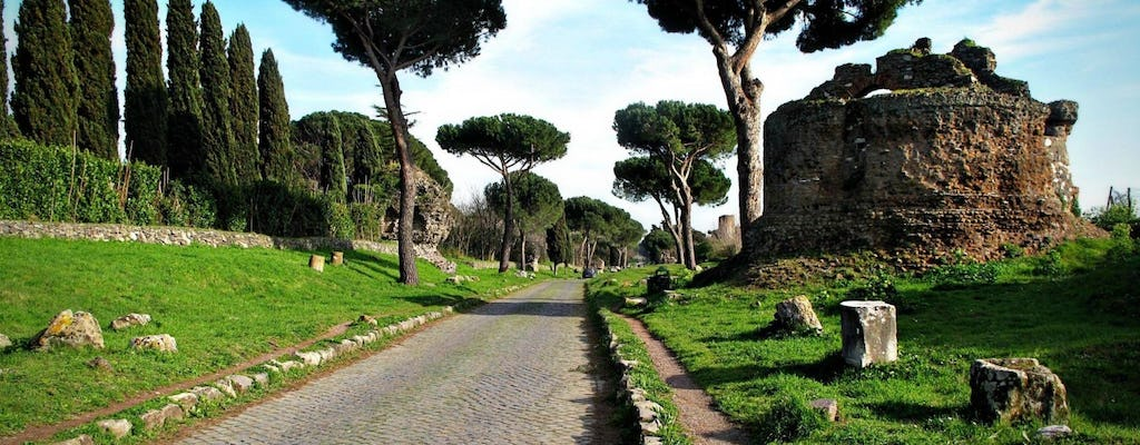 Ancient Rome tour with Catacombs and Appian Way