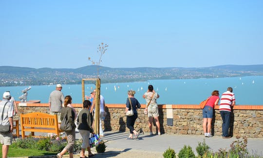 Lago Balaton e Herend visita guidata da Budapest