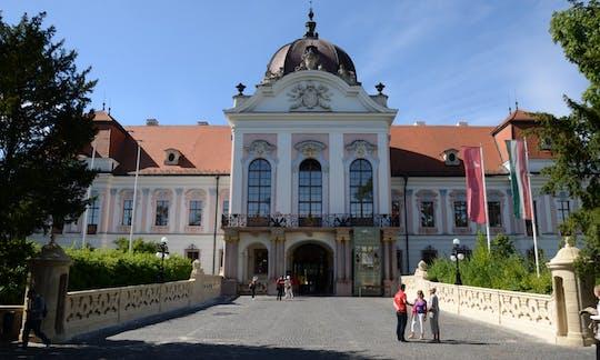 Magia Hungría: Palacio Gödöllő y espectáculo tradicional de caballos