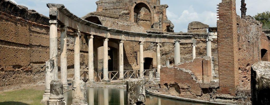 Tivoli: tour di un giorno con Villa d'Este e Villa Adriana