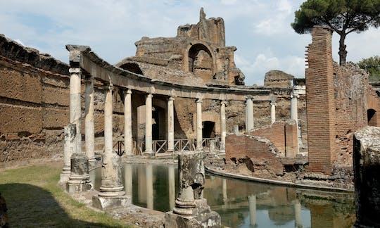 Excursion d'une journée à Tivoli: Villa d'Este et d'Hadrian