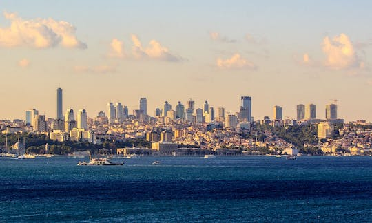 Istanbul and Bosphorus cruise on private boat - Half Day Morning Tour