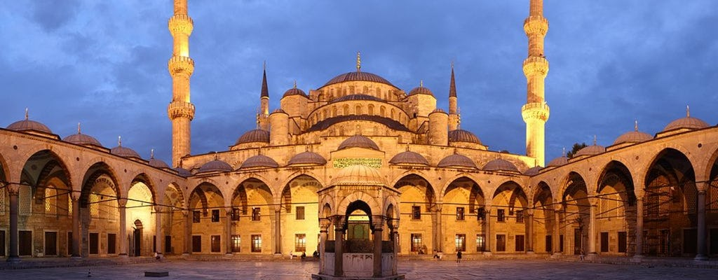 Istanbul Byzantine & Ottoman Relics - Day Tour