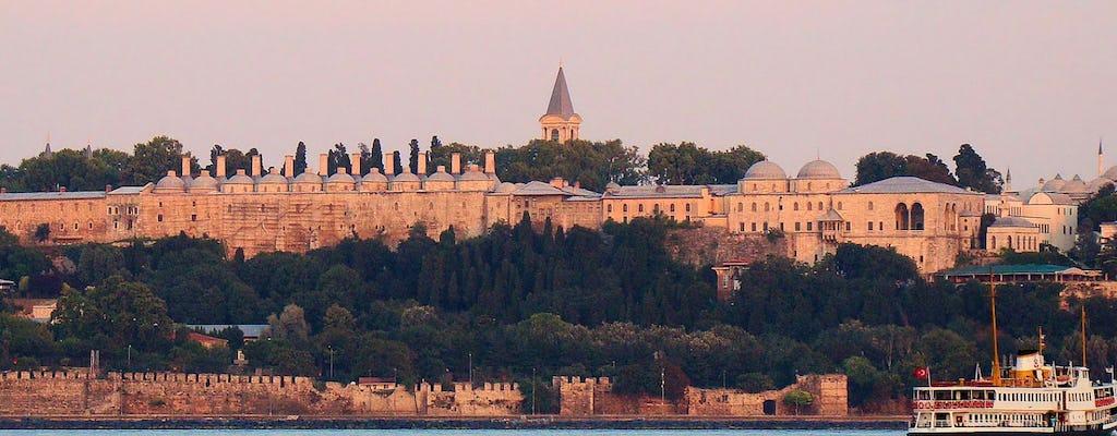Wycieczka popołudniowa Istanbul Ottoman Relics