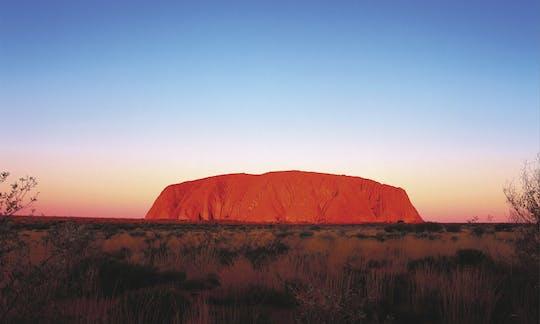 Uluru Sunrise and Kata Tjuta