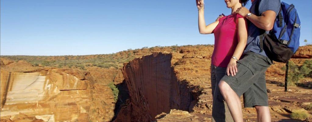 Panoramas de Kings Canyon et Outback
