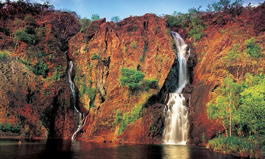 Litchfield National Park Waterfalls Guided Tour