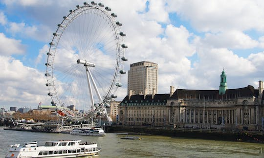 Bilhete preferencial para o London Eye