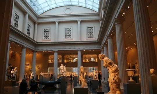 an analysis of the trip to the metropolitan museum of art For the second year in a row, tripadvisor has ranked new york's metropolitan museum as the world's top museum.