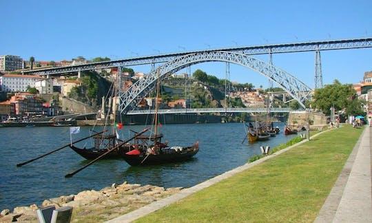 Tour de medio día por la ciudad de Oporto