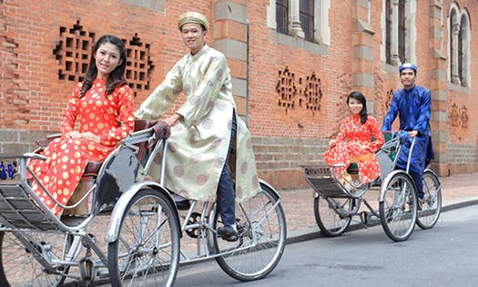 Ao Dai: Photography Tour