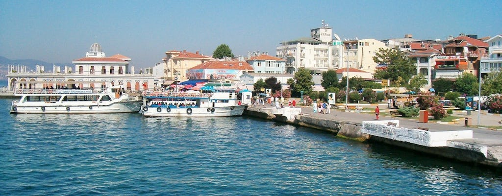 Istambul para Princes Islands Cruise - Full Day Tour