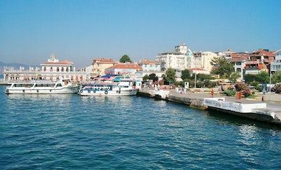 Ver la ciudad,Actividades,Visitas en barco o acuáticas,Actividades acuáticas,Crucero por el Bósforo,Islas Príncipe