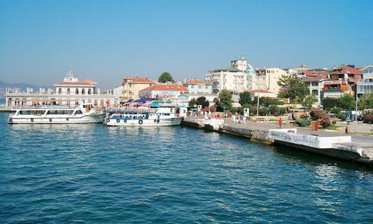 Istanbul to Princes Islands Cruise - Full Day Tour