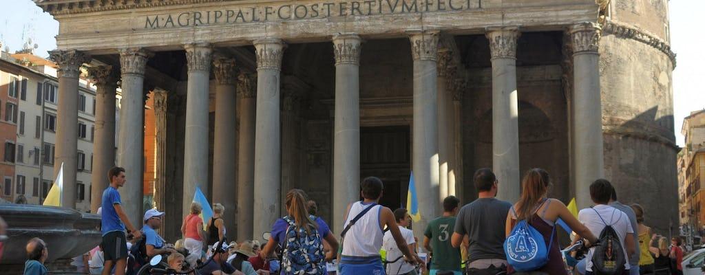 Wypożyczenie roweru elektrycznego w Rzymie