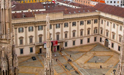 royal palace milan tickets and tours musement