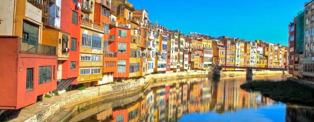 Visita al Museo Dalí e tour di Girona con treno alta velocità da Barcellona