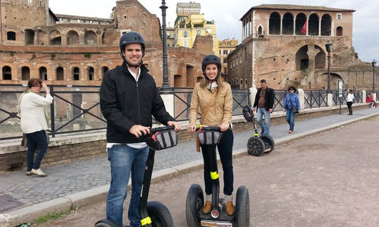 Best of Rome self-balancing scooter tour