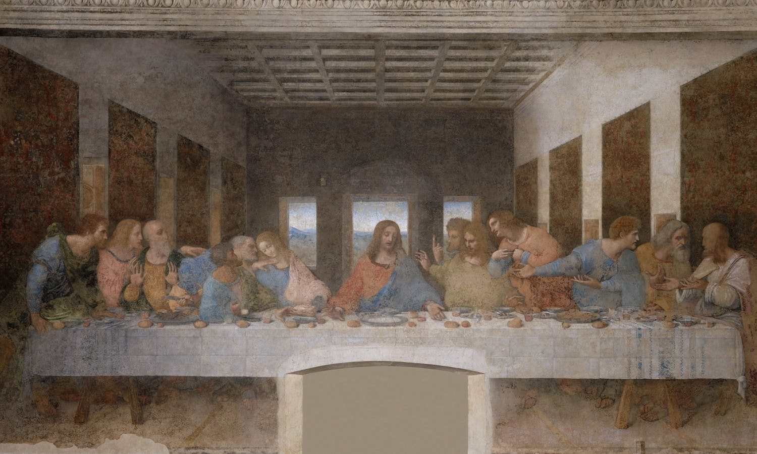 The changing face of Jesus. Good idea or bad? Da-vinci-s-last-supper-skip-the-line-tickets-and-guided-tour_header-9730