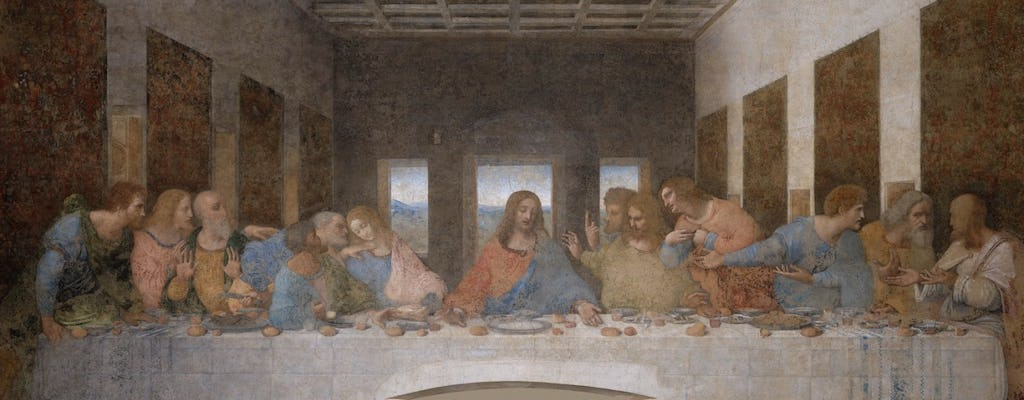 Da Vinci's Last Supper skip-the-line tickets and guided tour