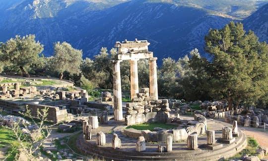 Excursion d'une journée à Delphes au départ d'Athènes