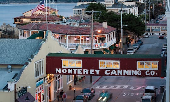 Monterey and Carmel full-day tour from San Francisco
