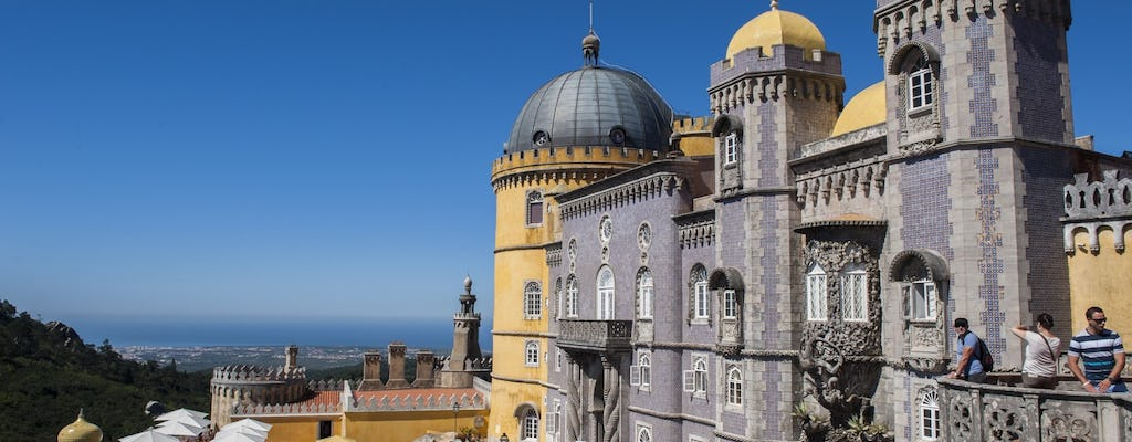 Sintra, Cascais and Estoril full-day tour