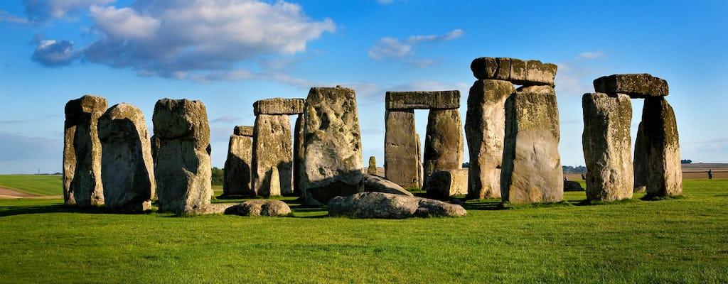 Visita guiada a Stonehenge, Bath e Castelo de Windsor com entradas