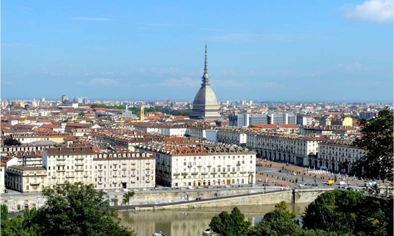 Ver la ciudad,Tour por Turín