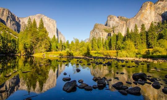 Excursion d'une journée au parc national de Yosemite au départ de San Francisco