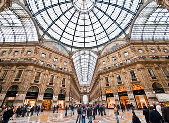 Tour of Milan, Duomo, Galleria, Scala Theatre and Brera District