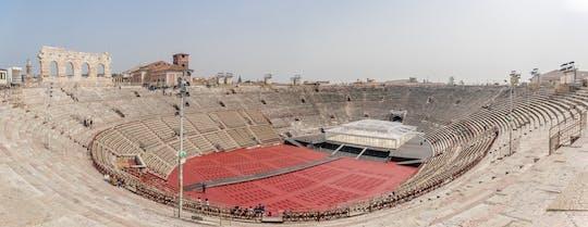 Tour semi-privato dell'Arena di Verona con accesso rapido