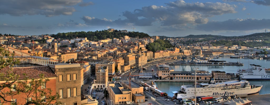 Private Führung in Begleitung eines lokalen Gästeführers durch Ancona