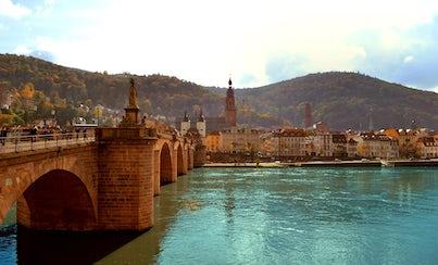 City tours,Excursion to Heidelberg