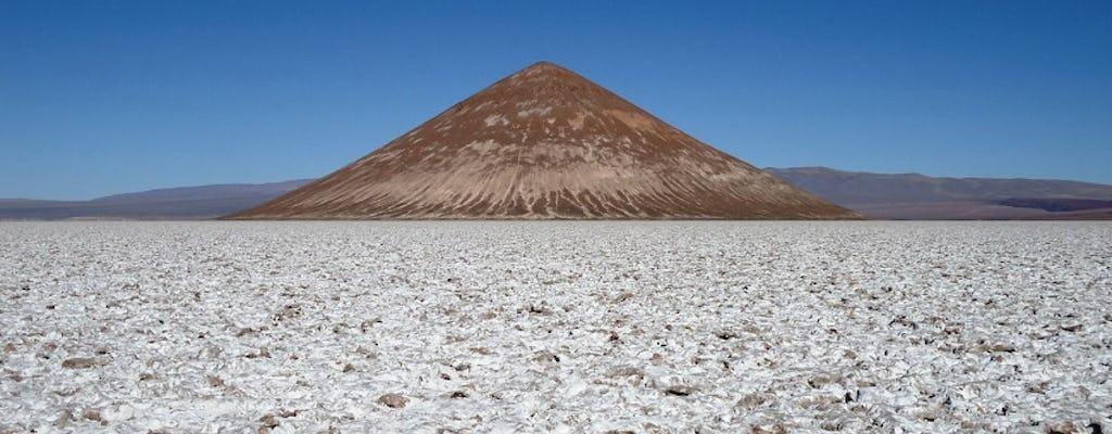 Salinas Grandes Salt Fields całodniowa wycieczka z Salta