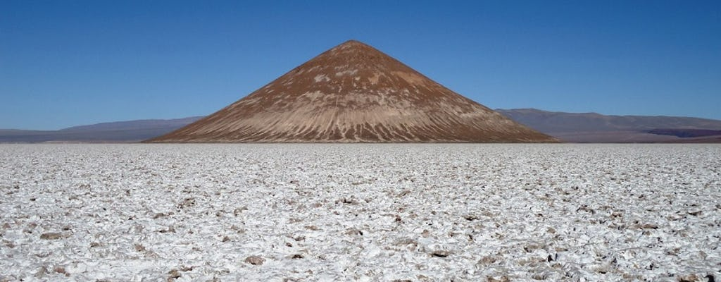 Excursión de día completo a Salinas Grandes Salt Fields desde Salta